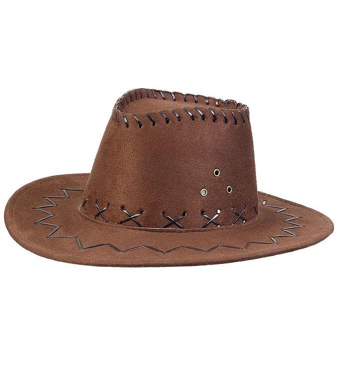 Image of Souza Udklædning - Cowboy Hat - Alec - Brun (XF924)