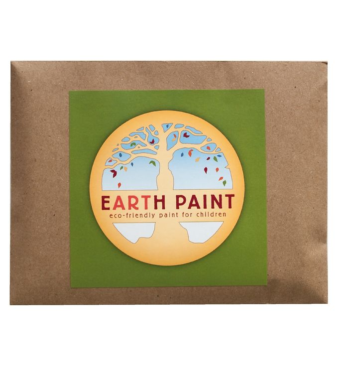 Image of Earth Paint Fingermaling - Grøn (XF967)