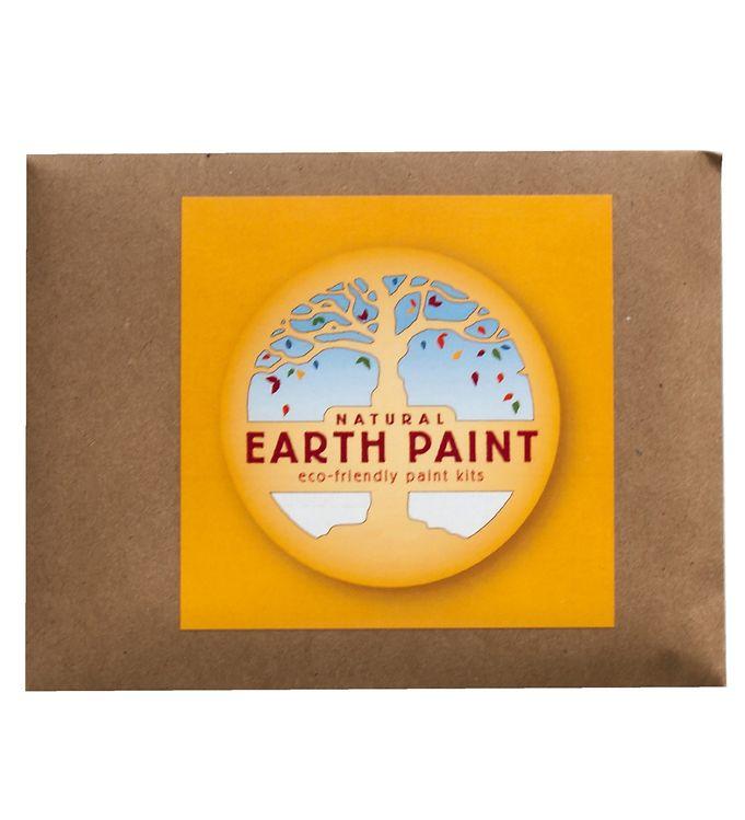 Image of Earth Paint Fingermaling - Gul (XF974)