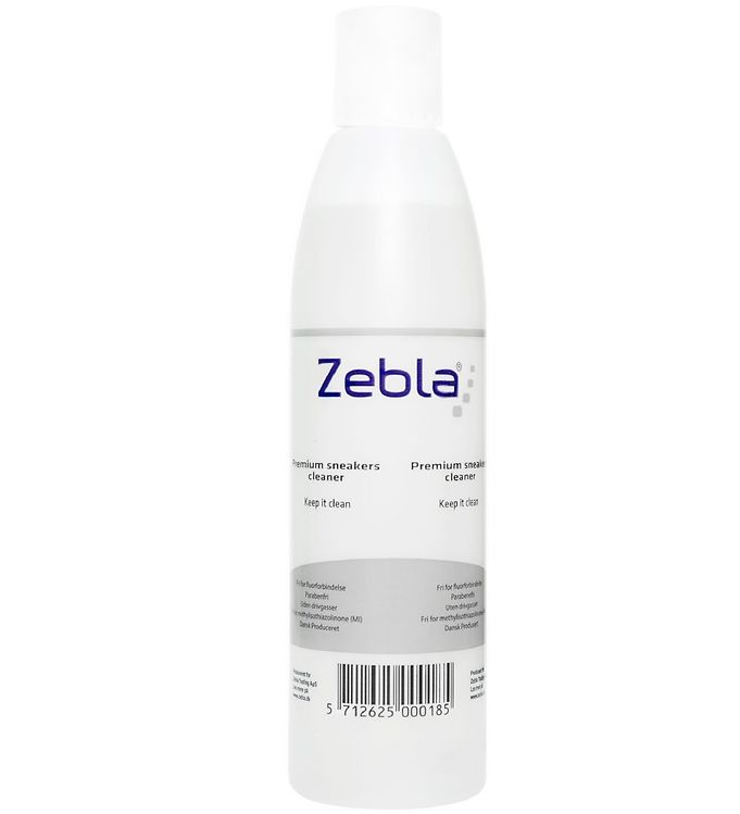 Image of Zebla Skopleje - Premium Sneakers Cleaner - 250 ml (XF985)