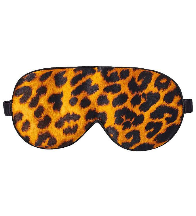 Image of Fan Palm Sovemaske - Silke - Leopard (XF995)