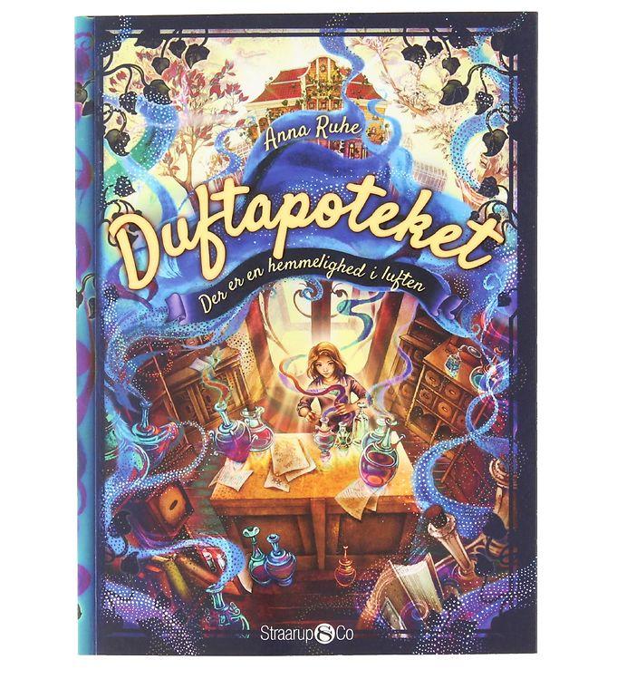 Image of Straarup & Co Bog - Duftapoteket 1 - Der Er En Hemmelighed I Luf (XG067)