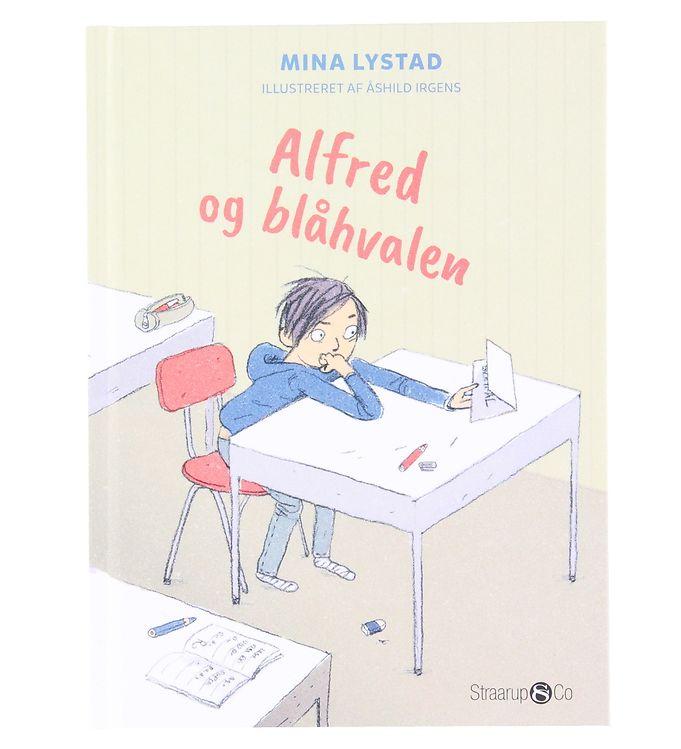 Image of Straarup & Co Bog - Alfred og Blåhvalen (XG077)