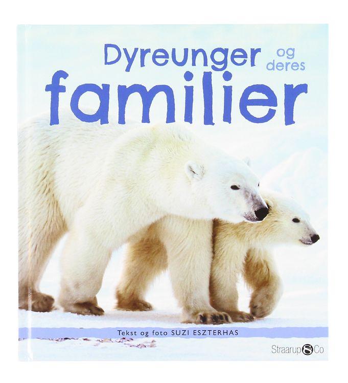 Image of Straarup & Co Bog - Dyreunger og Deres Familier (XG080)