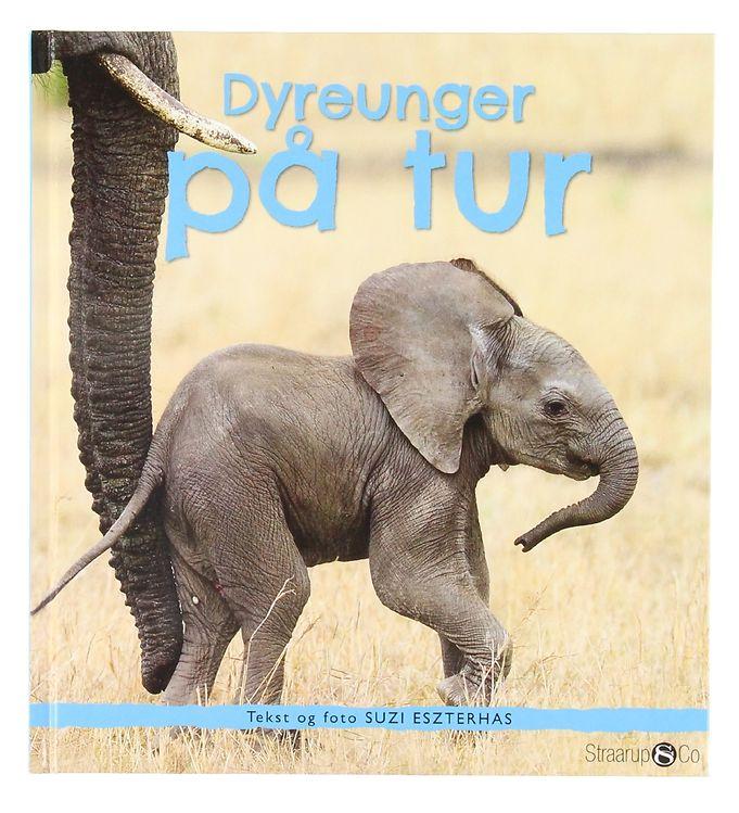 Image of Straarup & Co Bog - Dyreunger På Tur (XG082)