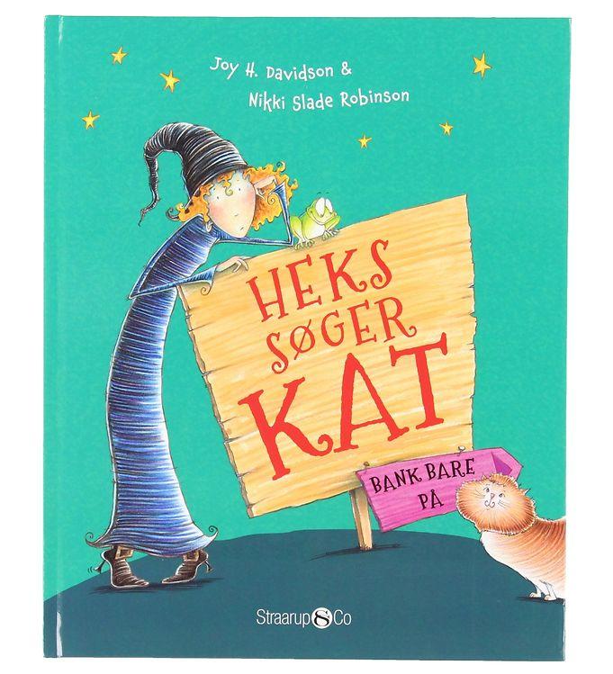 Image of Straarup & Co Bog - Heks Søger Kat (XG109)