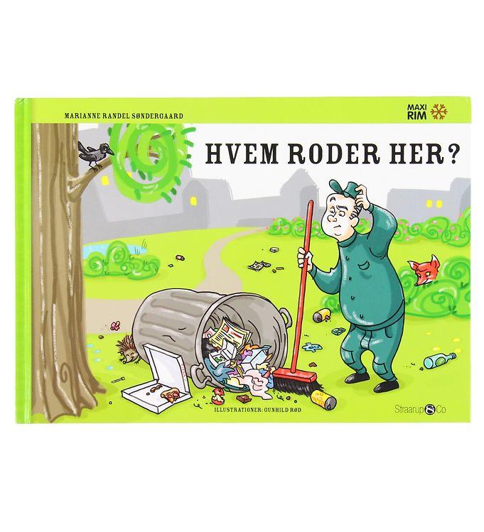Image of Straarup & Co Bog - Hvem Roder Her? (XG110)