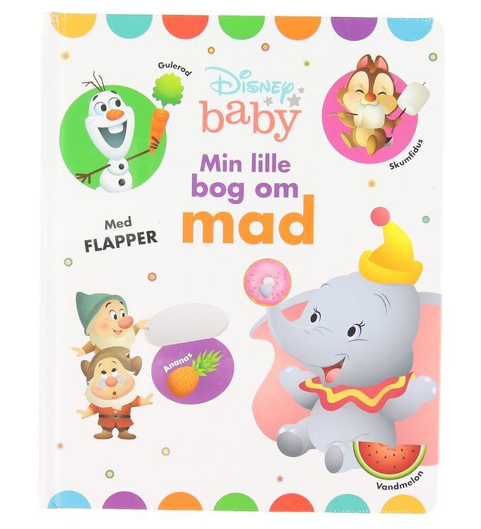 Image of Karrusel Forlag Bog m. Flapper - Min Lille Bog Om Mad (XG132)