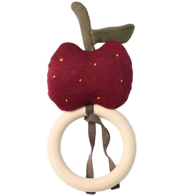 Image of Pine Cone Rangle - Apple - Deep Red (XG278)