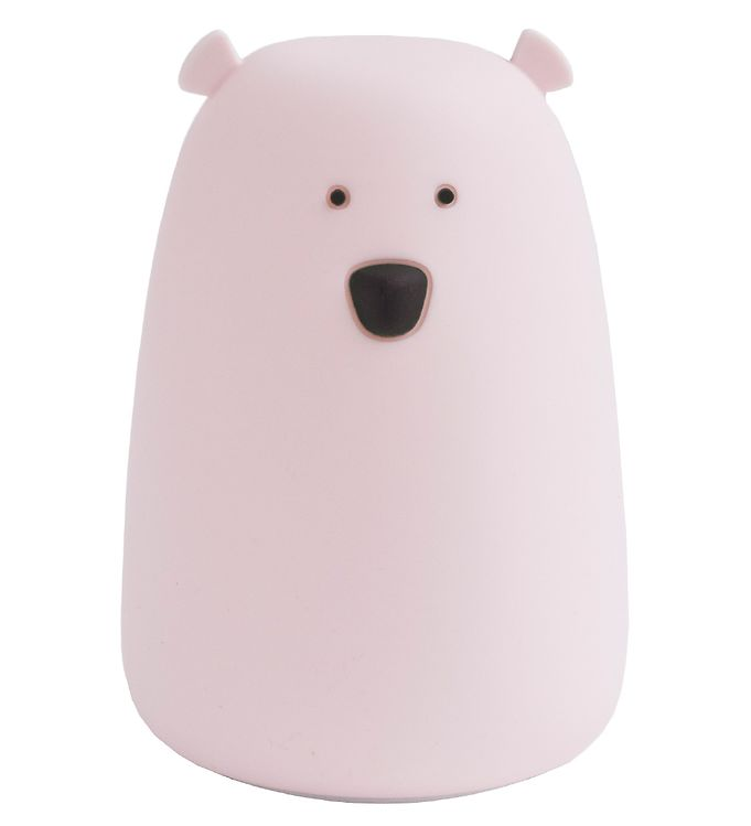 Image of Rabbit & Friends Lampe - Stor Bjørn - Rosa (XG330)