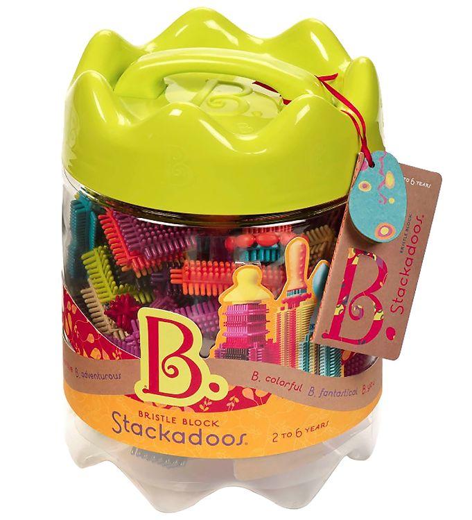 Image of B. toys Samleklodser - Stackadoos - 68 Dele (XG373)