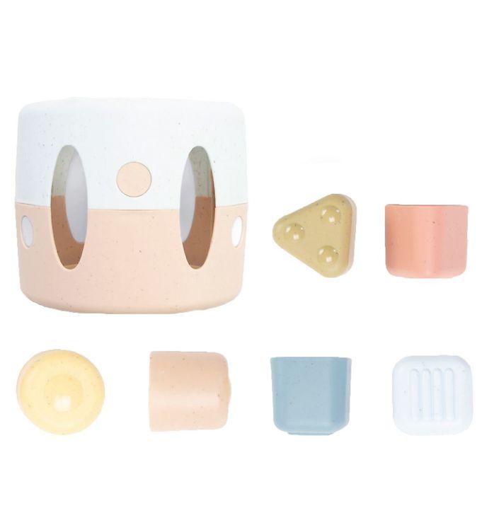 Image of Dantoy BIO Plastic Puttekasse - Pastel (XG386)
