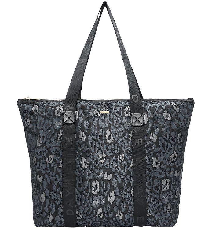 Image of DAY ET Shopper - Logo Band - Antrazit Grey (XG483)