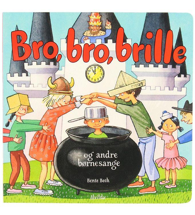 Image of Alvilda Bog - Bro, Bro, Brille - Og Andre Børnesange (XG563)