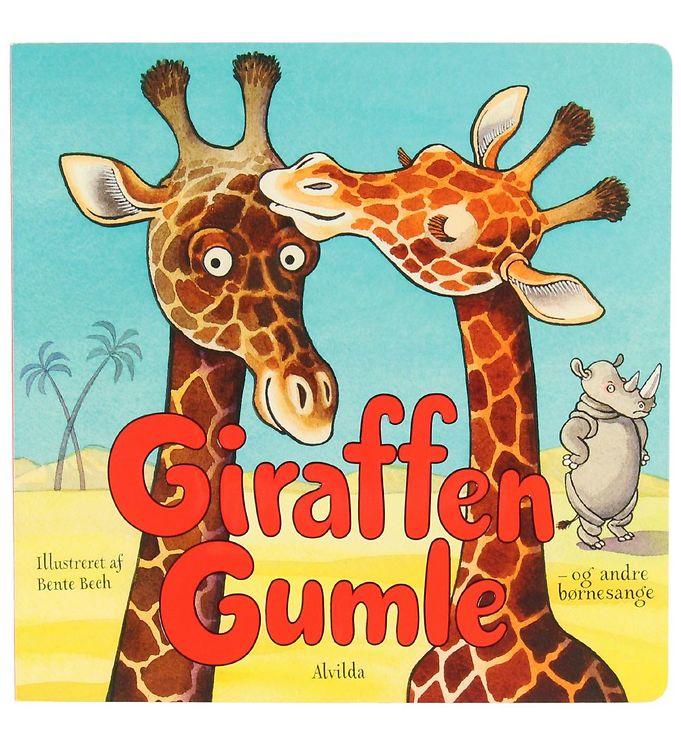 Image of Alvilda Bog - Giraffen Gumle - Og Andre Børnesange (XG565)