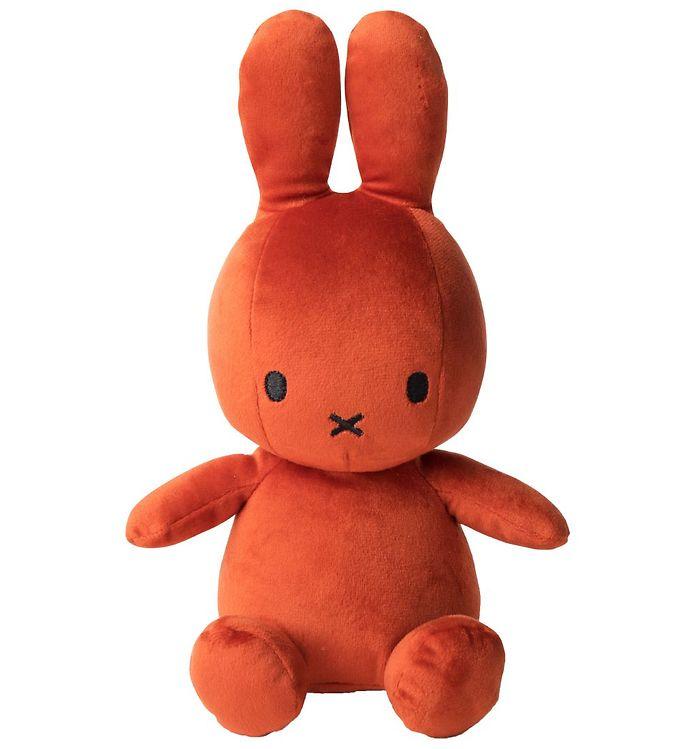 Image of Bon Ton Toys Bamse - 23 cm - Sitting Miffy - Terra Velour (XG684)