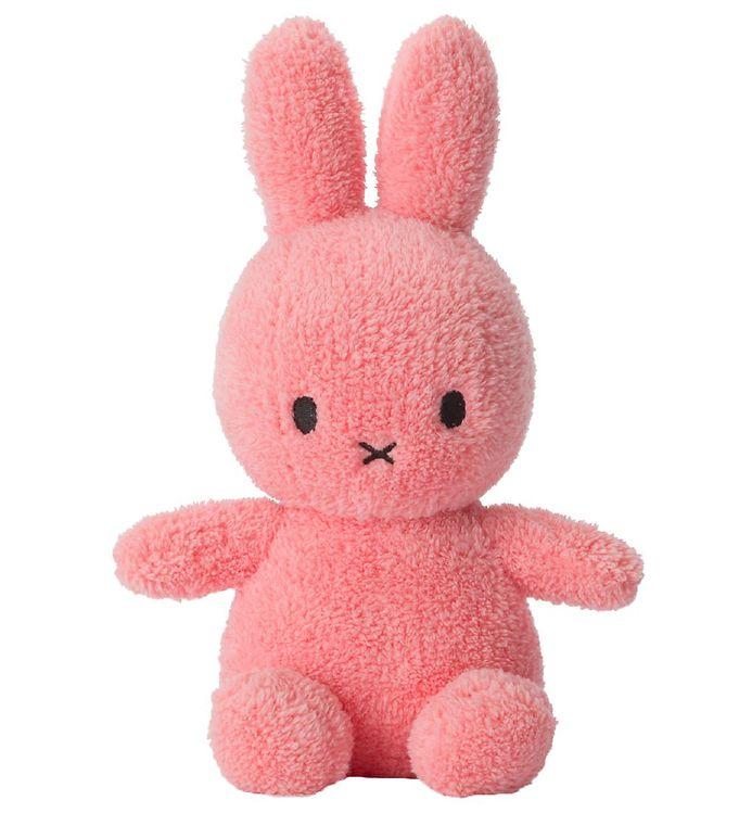 Image of Bon Ton Toys Bamse - 33 cm - Sitting Miffy - Pink (XG700)