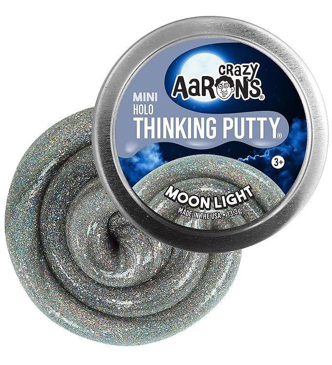 Image of Crazy Aarons Putty Slim - Ø 5 cm - Mini Holo - Moon Light (XG866)