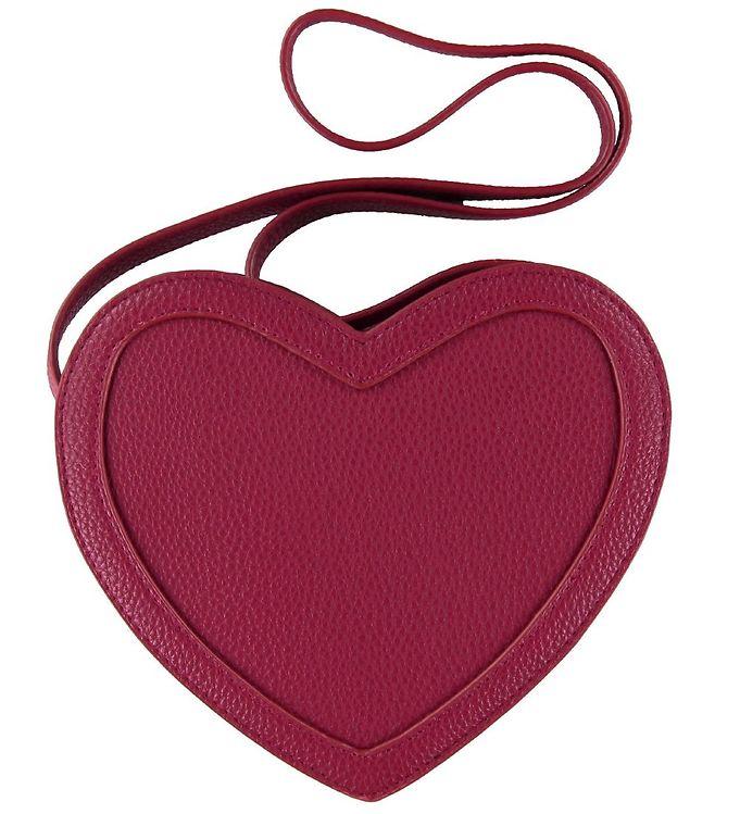 Image of Molo Skuldertaske - Heart (XG974)