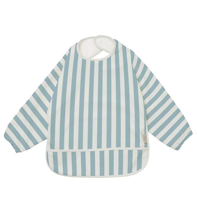 Cam Cam Forklæde - PU - Blue/White Stripes