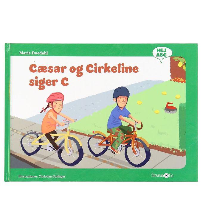 Image of Straarup & Co Bog - Hej ABC - Cæsar og Cirkeline Siger C (XH548)