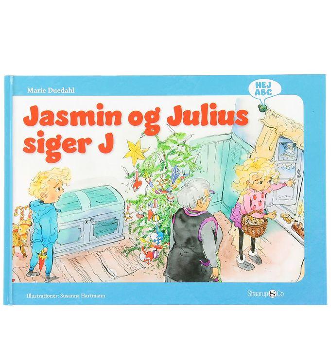 Image of Straarup & Co Bog - Hej ABC - Jasmin og Julius Siger J (XH555)