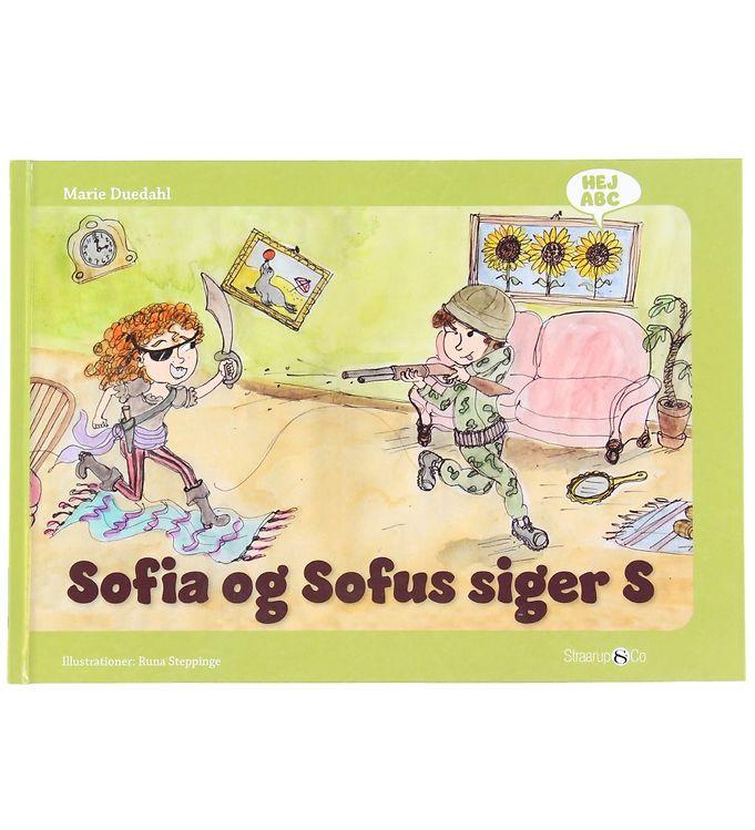 Image of Straarup & Co Bog - Hej ABC - Sofia og Sofus Siger S (XH564)
