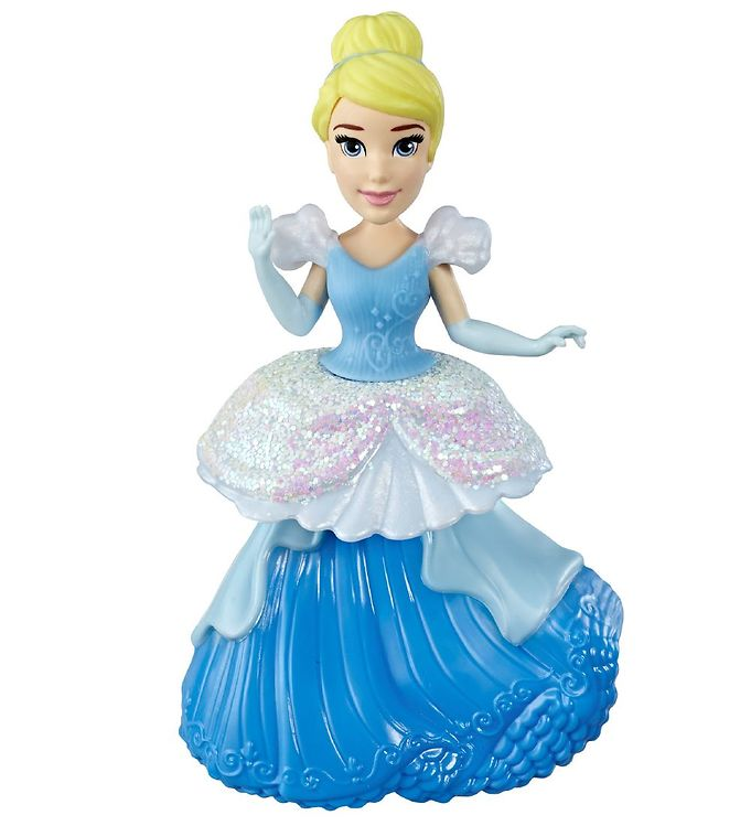 Image of Disney Princess Dukke - 9 cm - Askepot (XH624)