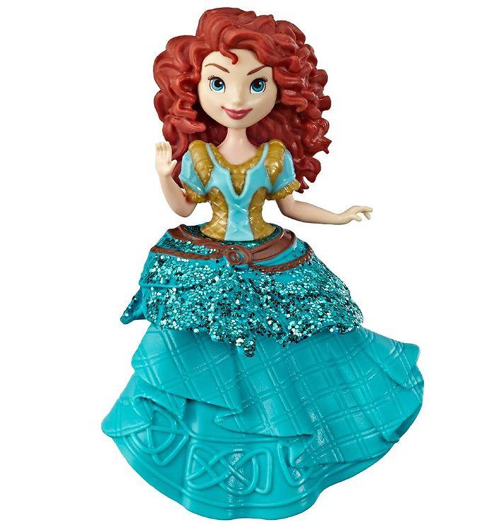 Image of Disney Princess Dukke - 9 cm - Merida (XH627)