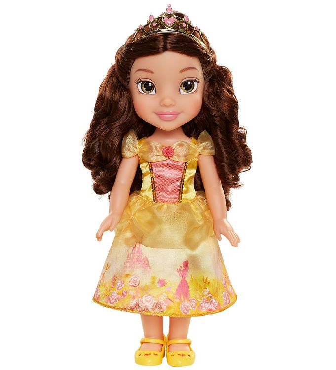 Image of Disney Princess Dukke - My First - 38 cm - Belle (XH665)