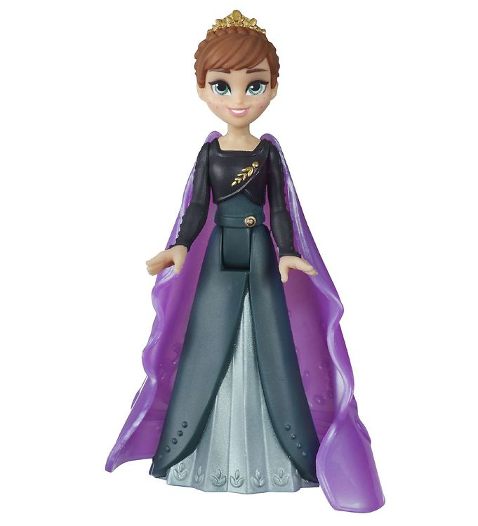 Image of Disney Frozen Minidukke - 7 cm - Dronning Anna (XH667)