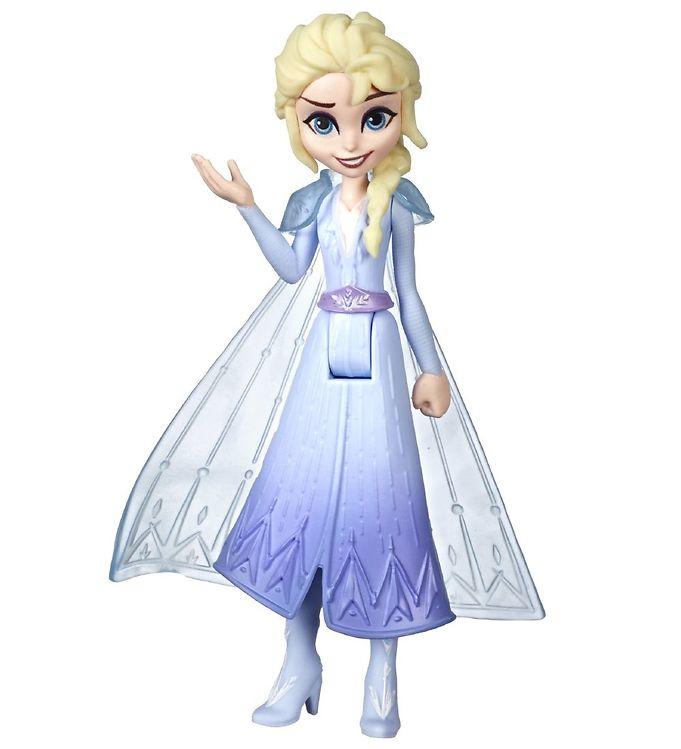 Image of Disney Frozen Minidukke - 7 cm - Elsa (XH670)