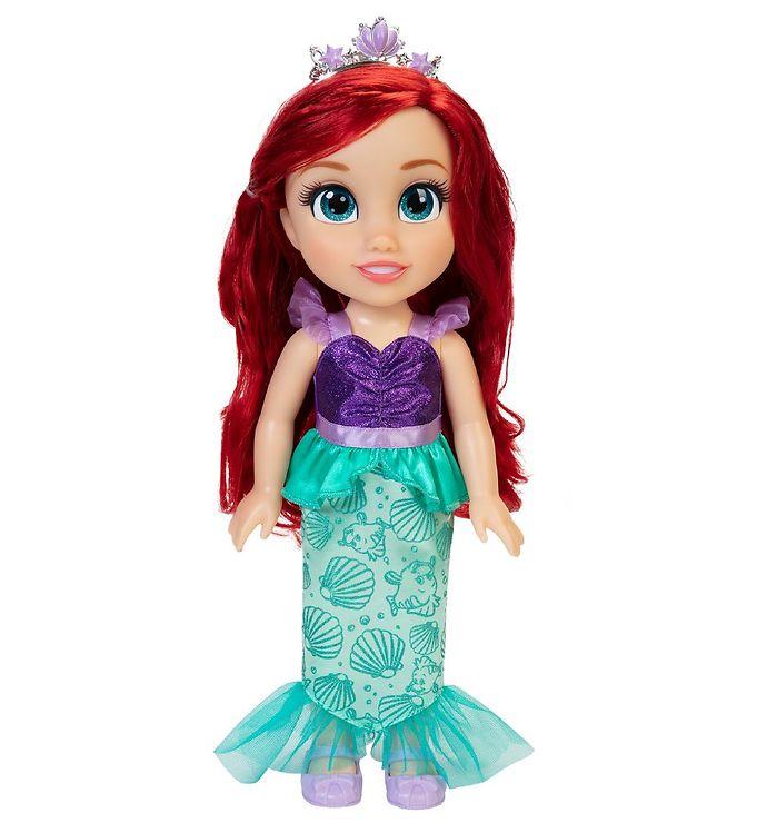 Image of Disney Princess Dukke - 38 cm - Ariel (XH680)