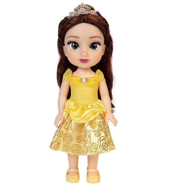 Image of Disney Princess Dukke - 38 cm - Belle (XH681)