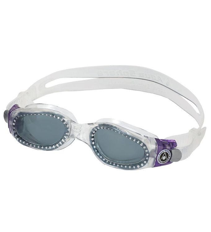 Image of Aqua Sphere Svømmebriller - Kaiman Adult - Compact Fit - Transpa (XH929)