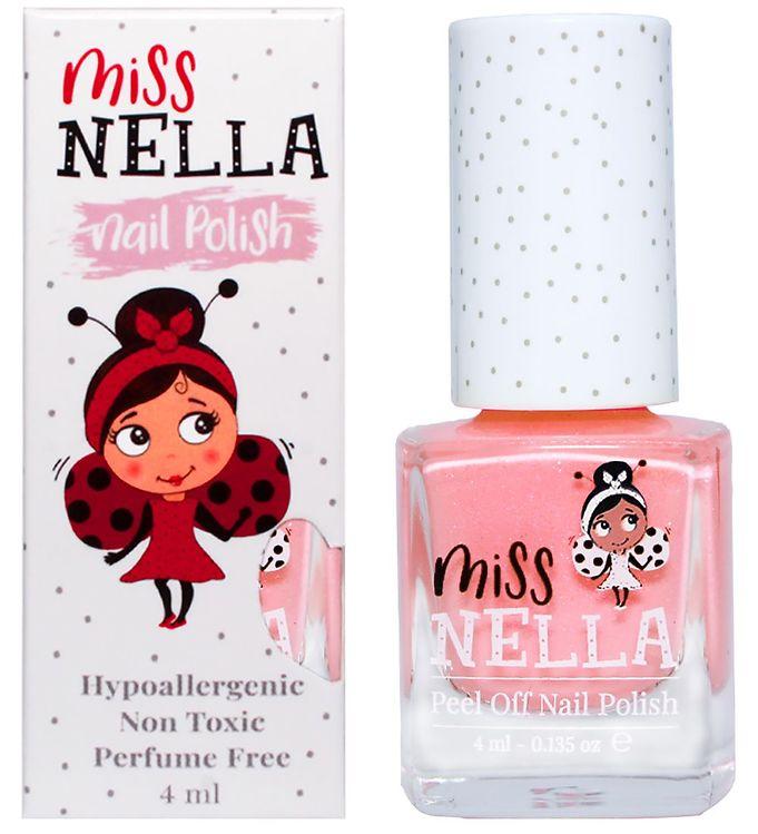 Image of Miss Nella Neglelak - Peach Slushie (XH937)