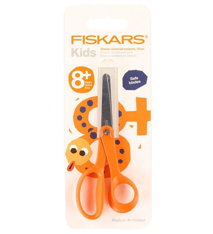 Image of Fiskars Børnesaks - Højre hånd - Orange (XH971)