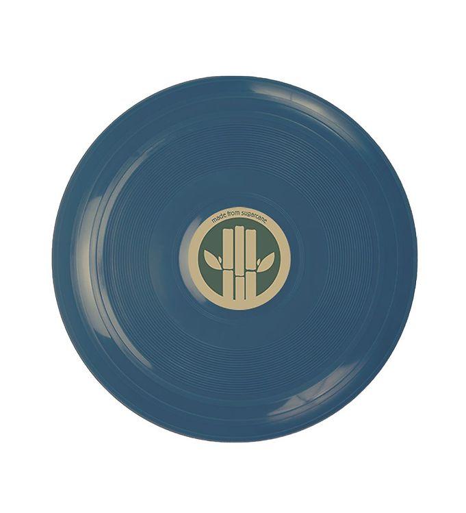 Image of Dantoy BIO Plastic Frisbee - Ø22 cm - Blå (XI140)