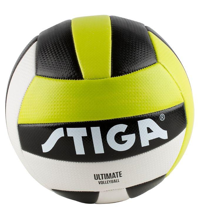 Image of Stiga Volleybold - Ultimate - Grøn/Hvid/Sort (XI259)