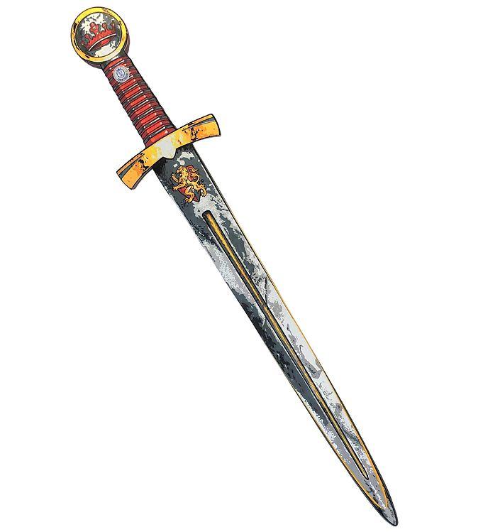 Image of Liontouch Udklædning - Lionheart Sværd - Grå (XI487)