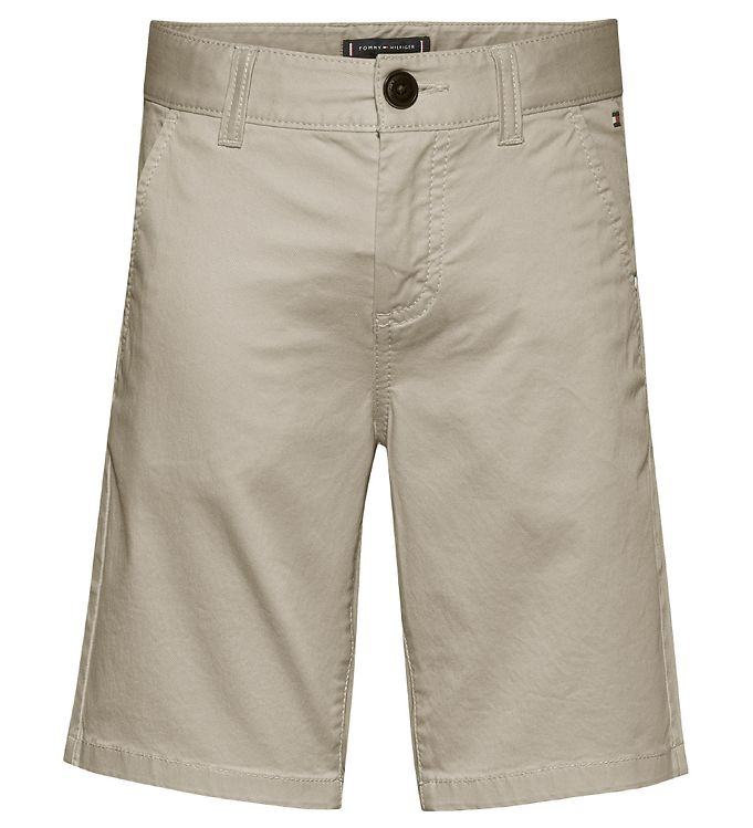 Image of Tommy Hilfiger Shorts - Essential Chino - Beige (XI907)