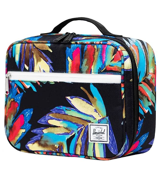 Image of Herschel Køletaske - Pop Quiz Lunch Box - Painted Palm (YO061)