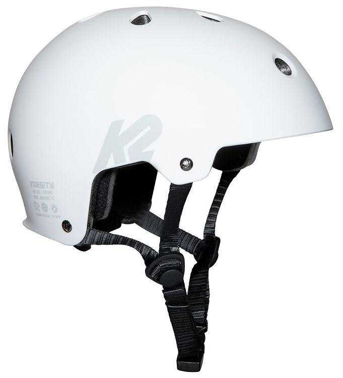Image of K2 Hjelm - Varsity - Hvid (YO364)