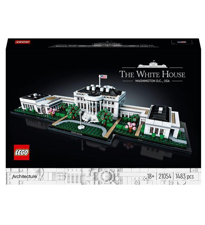 Image of LEGO Architecture - Det Hvide Hus 21054 - 1483 Dele (YO649)
