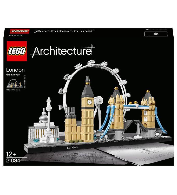 Image of LEGO Architecture - London 21034 - 468 Dele (YO687)