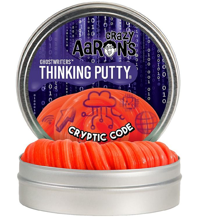 Image of Crazy Aarons Putty Slim - Ø 10 cm - Ghost Writer - Cryptic Code (YO776)