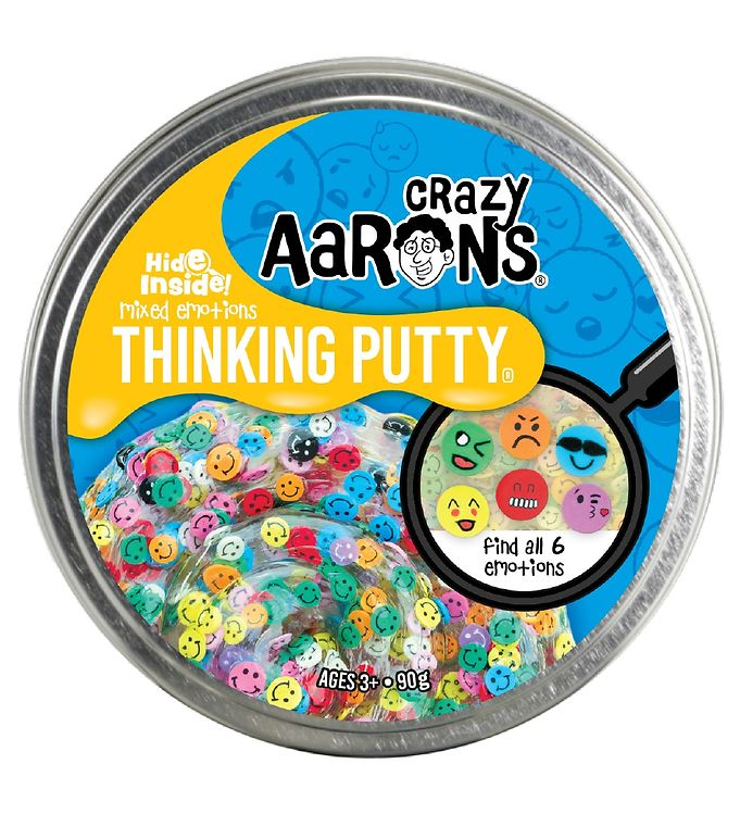 Image of Crazy Aarons Putty Slim - Ø 10 cm - Hide Inside - Mixed Emotions (YO777)