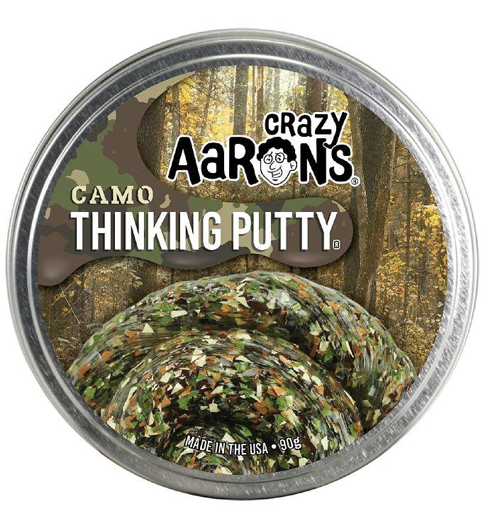 Image of Crazy Aarons Putty Slim - Ø 10 cm - Trendsetter - Woodland Camo (YO780)
