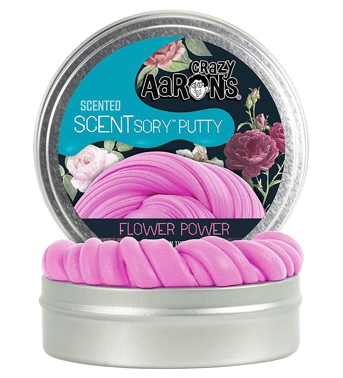 Image of Crazy Aarons Putty Slim - Ø 7 cm - SCENTSory - Flower Power (YO782)