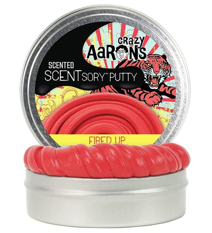 Image of Crazy Aarons Putty Slim - Ø 7 cm - SCENTSory - Cinnamon Ginger (YO786)